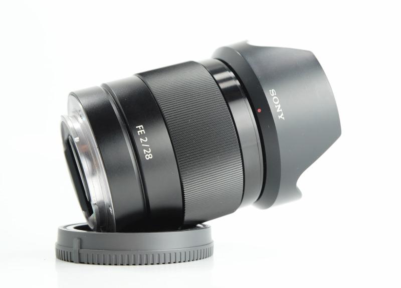 SONY FE 28 mm f/2,0 pro bajonet E full frame
