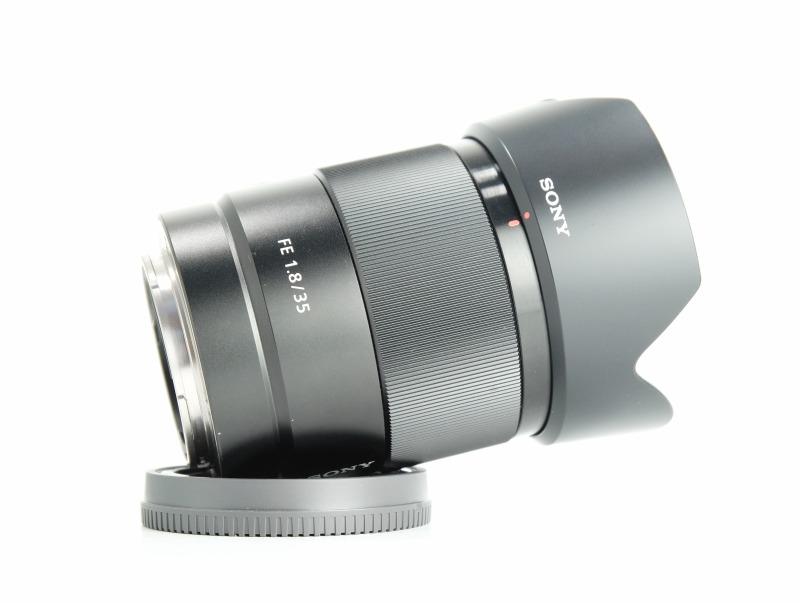 Sony FE 35 mm f/1,8 pro bajonet FE TOP