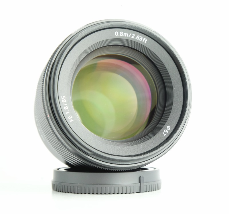 SONY FE 85 mm f/1,8 TOP