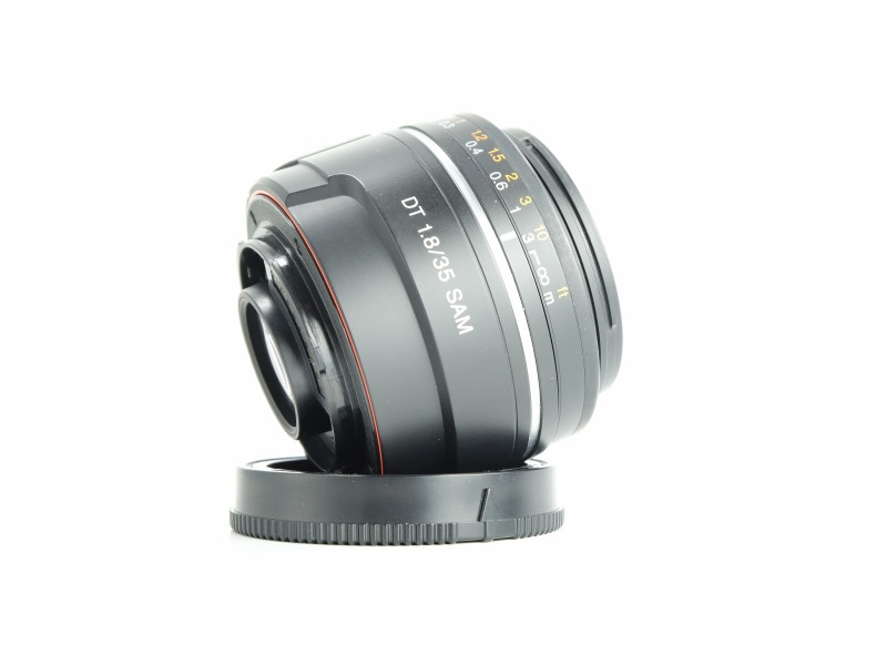 SONY 35 mm f/1,8 DT SAM bajonet A