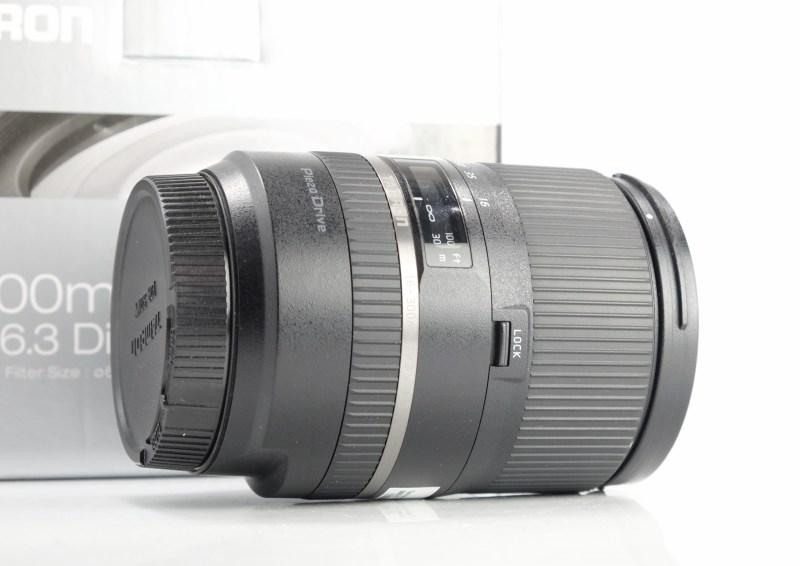 Tamron 16-300mm f/3,5-6,3 Di II PZD Macro pro Sony