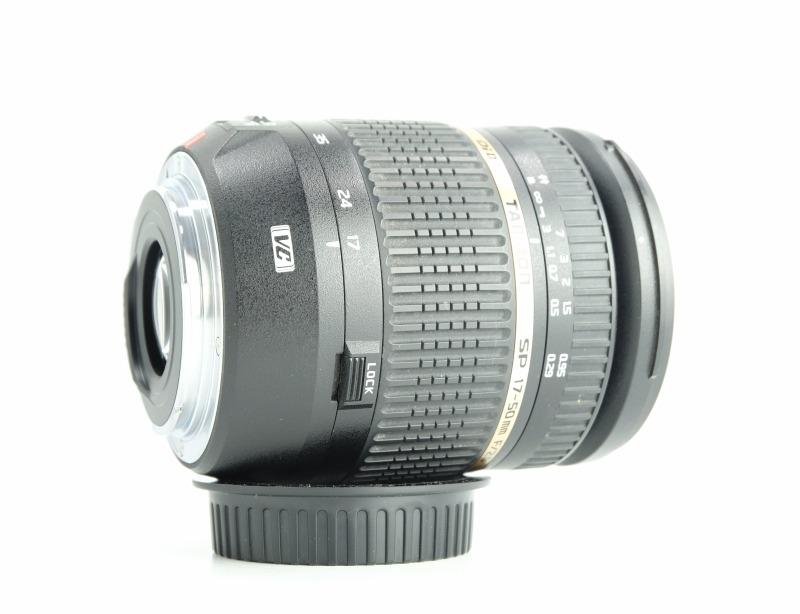 TAMRON 17-50 mm f/2,8 SP Di VC LD Asph. pro Canon