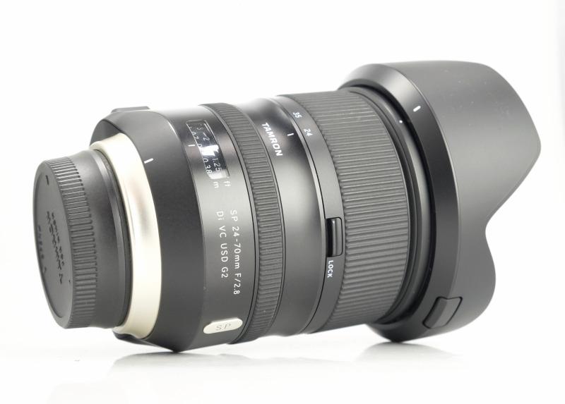 TAMRON 24-70 mm f/2,8 SP Di VC USD G2 pro Nikon