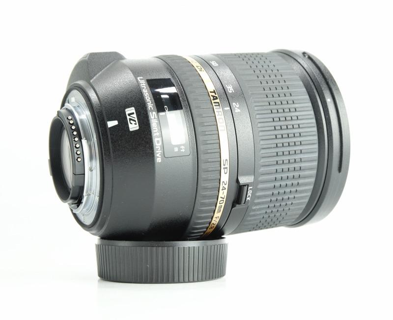 TAMRON 24-70 mm f/2,8 SP Di VC USD pro Nikon TOP