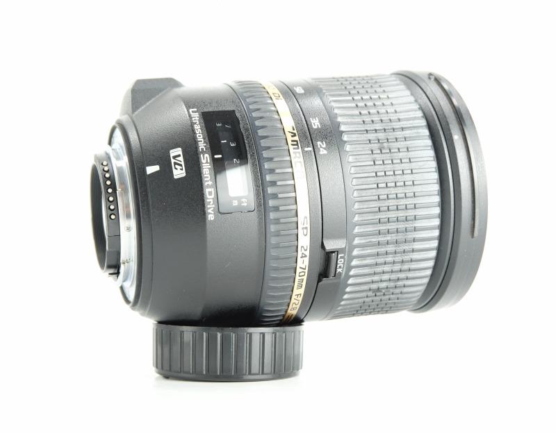 TAMRON 24-70 mm f/2,8 SP Di VC USD pro Nikon
