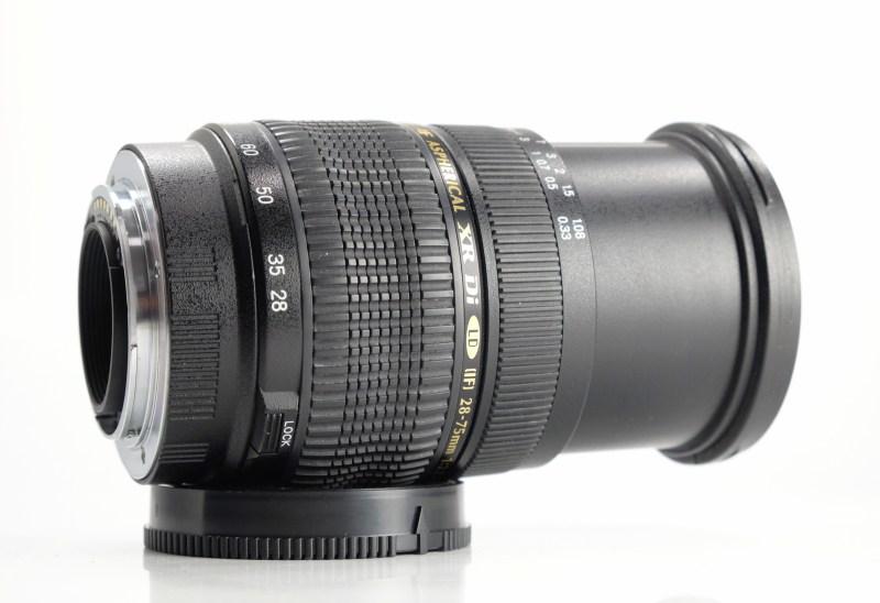 TAMRON 28-75 mm f/2,8 SP XR Di Asph. pro  Sony