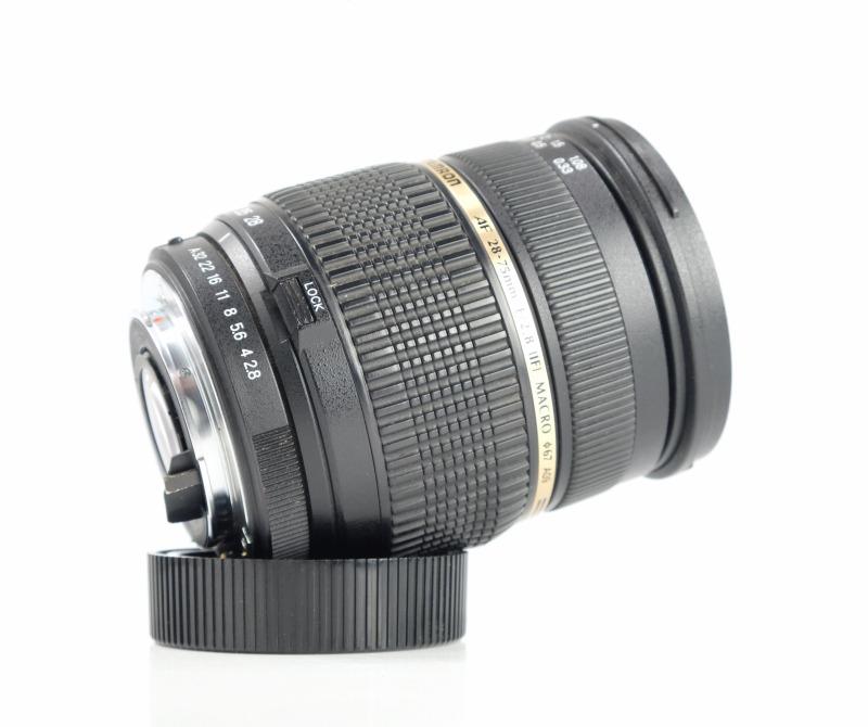 TAMRON 28-75 mm f/2,8 SP XR Di Asph. pro Pentax