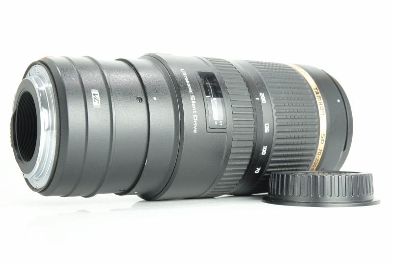 TAMRON 70-200 mm f/2,8 SP Di VC USD pro Canon