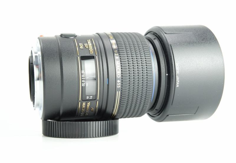 TAMRON 90 mm f/2,8 SP Macro pro Sony