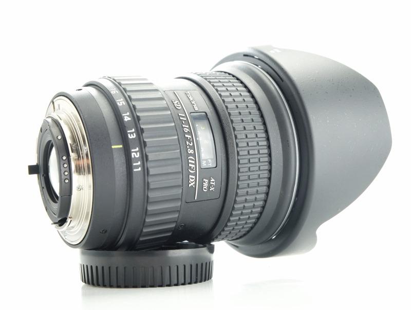 TOKINA 11-16/2,8 DX AT-X pro Nikon TOP