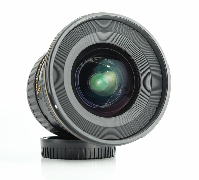 TOKINA 11-20 mm f/2,8 AT-X SD PRO IF DX pro Nikon  TOP