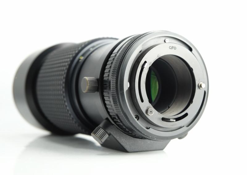 Tokina AT-X SD 80-200 mm F2,8 pro Canon FD