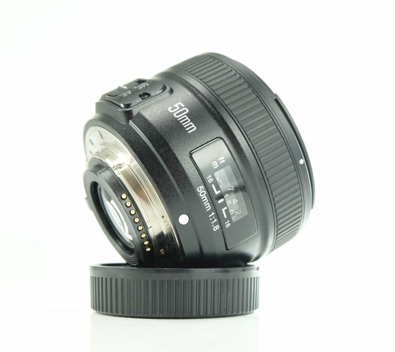 Yongnuo 50mm f/1.8 pro Nikon