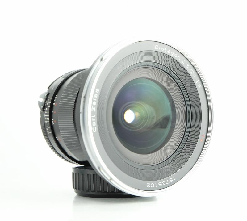 ZEISS Classic 21 mm f/2,8 Distagon T* ZE pro Nikon