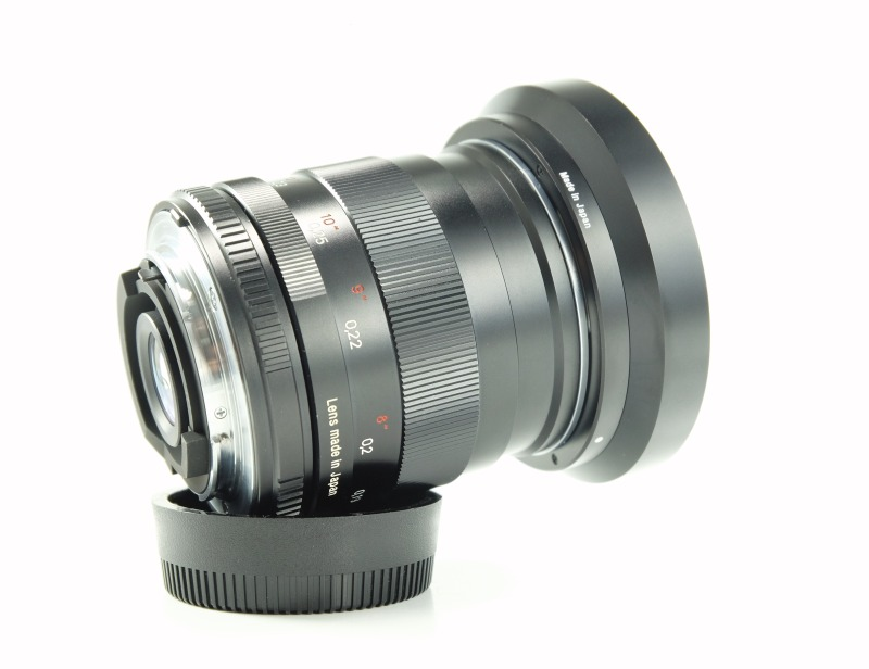 ZEISS Classic 25 mm f/2,8 Distagon pro Nikon