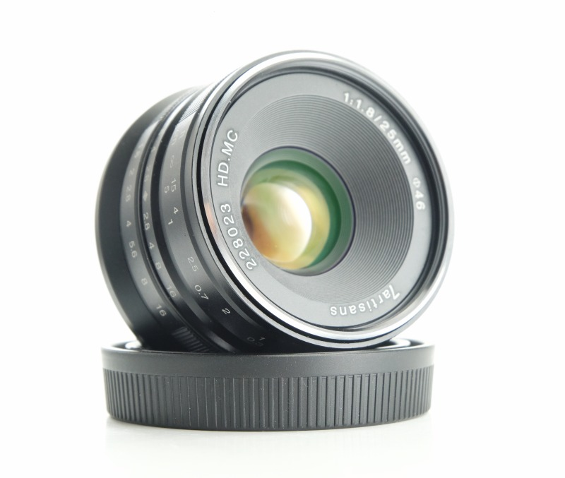 7Artisans 25mm f/1,8 pro SONY E
