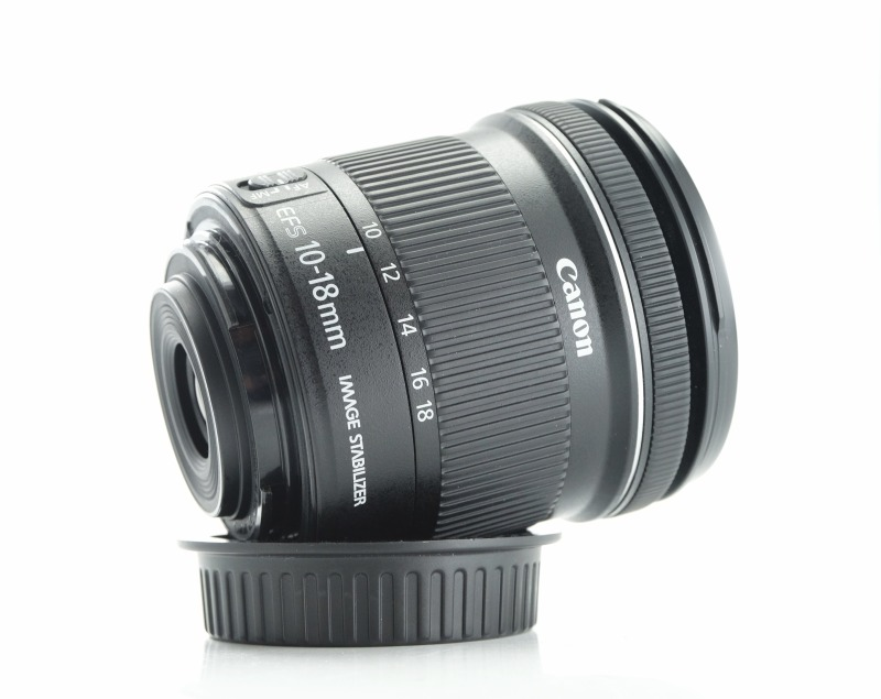 Canon EF-S 10-18mm 4.5-5.6 IS STM