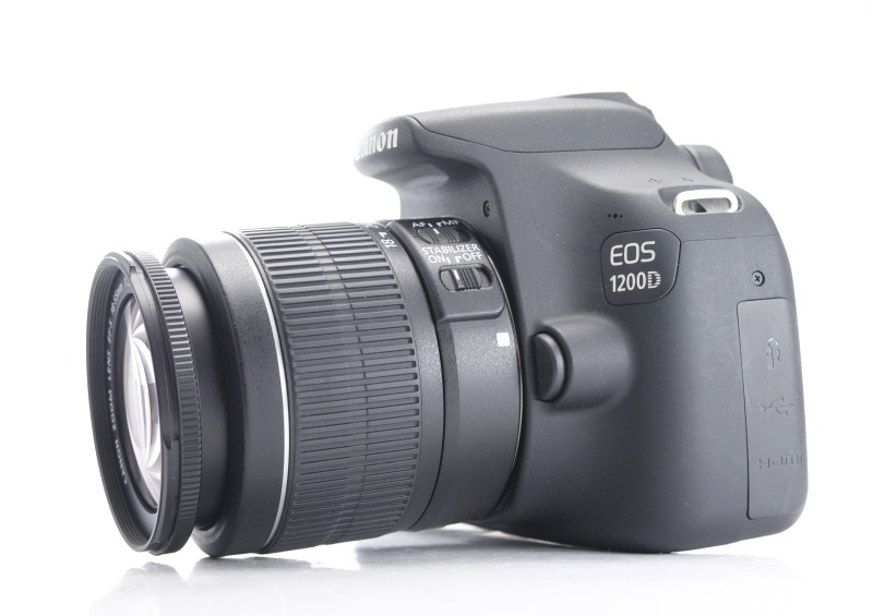 Canon EOS 1200D + 18-55mm  IS II TOP