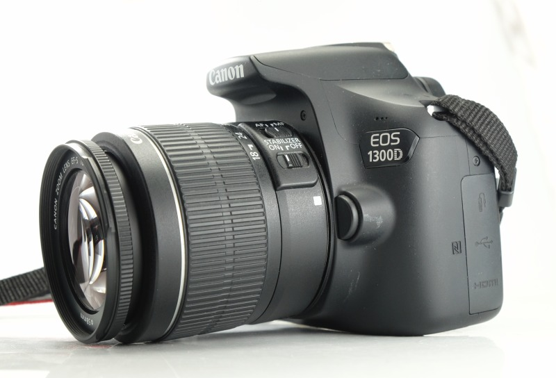 Canon EOS 1300D + 18-55mm  IS II SUPER STAV
