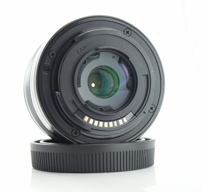 CANON EF-M 15-45 mm f/3,5-6,3 IS STM TOP