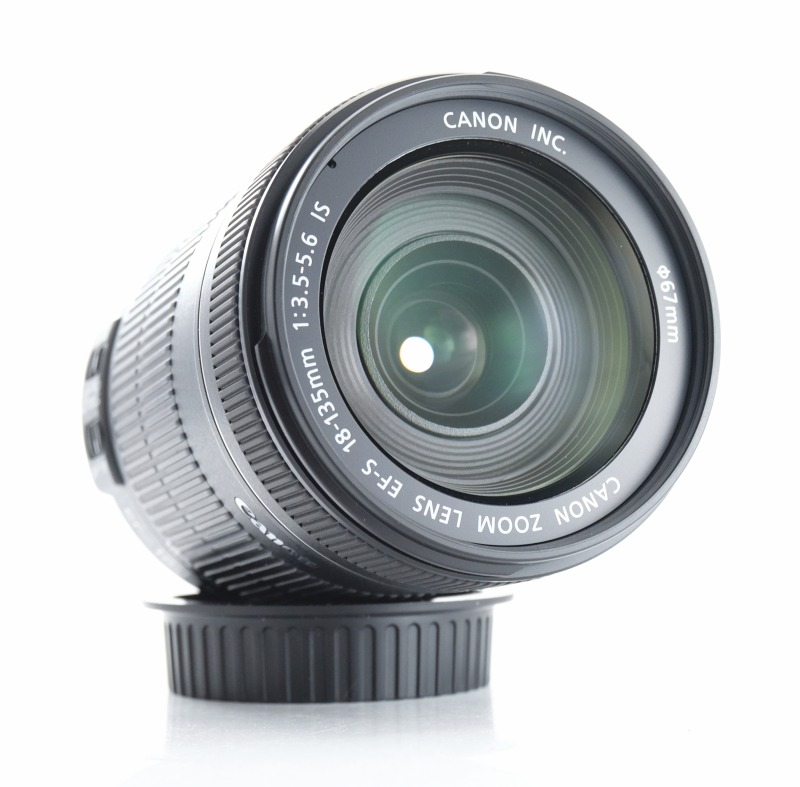 CANON EF-S 18-135 mm f/3,5-5,6 IS TOP