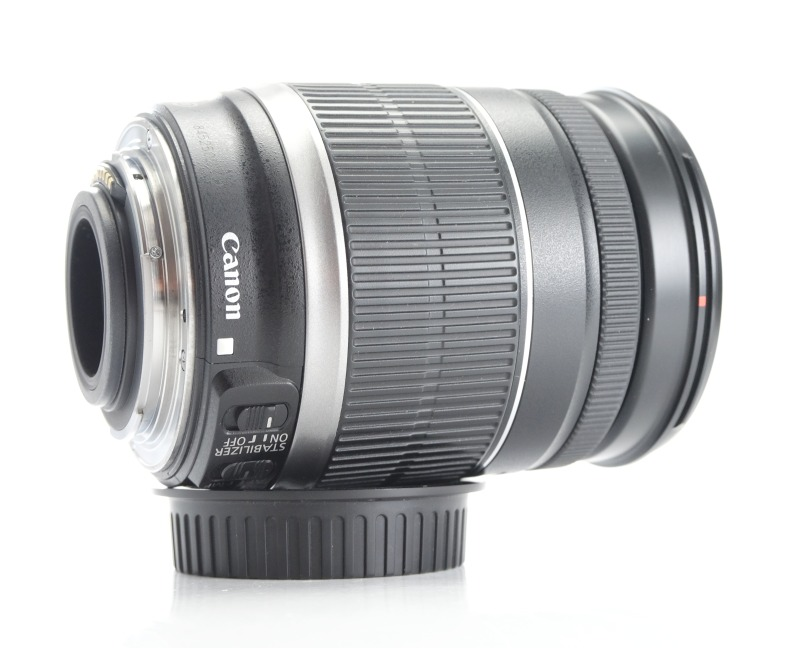 CANON EF-S 18-200 mm f/3,5-5,6 IS TOP