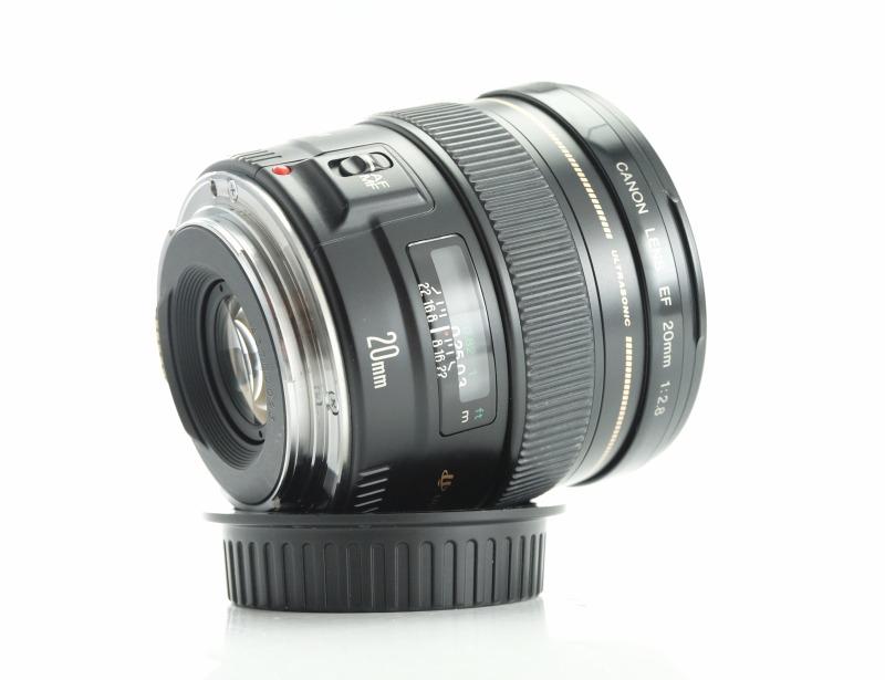 CANON EF 20 mm f/2,8 USM