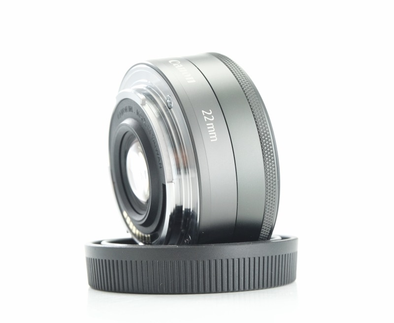 CANON EF-M 22 mm f/2 STM TOP