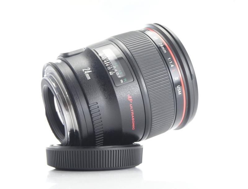 CANON EF 24 mm f/1,4 L II TOP