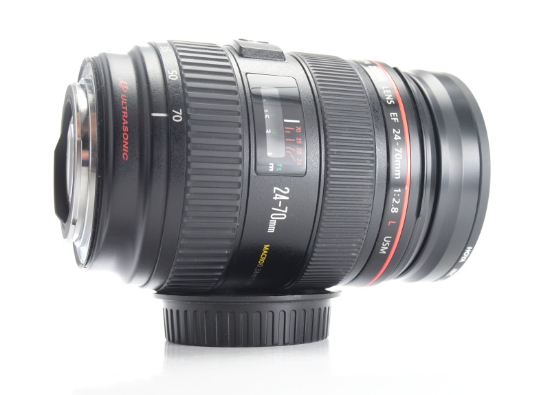CANON EF 24-70 mm f/2,8 L