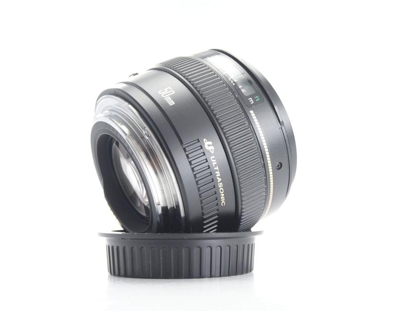 CANON EF 50 mm f/1,4 USM TOP