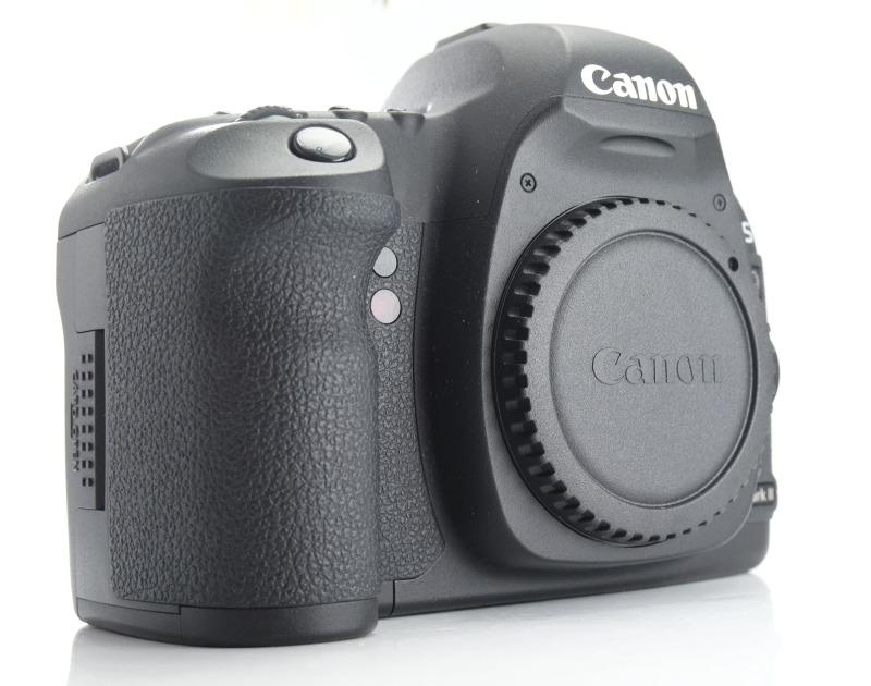 CANON EOS 5D Mark II TOP