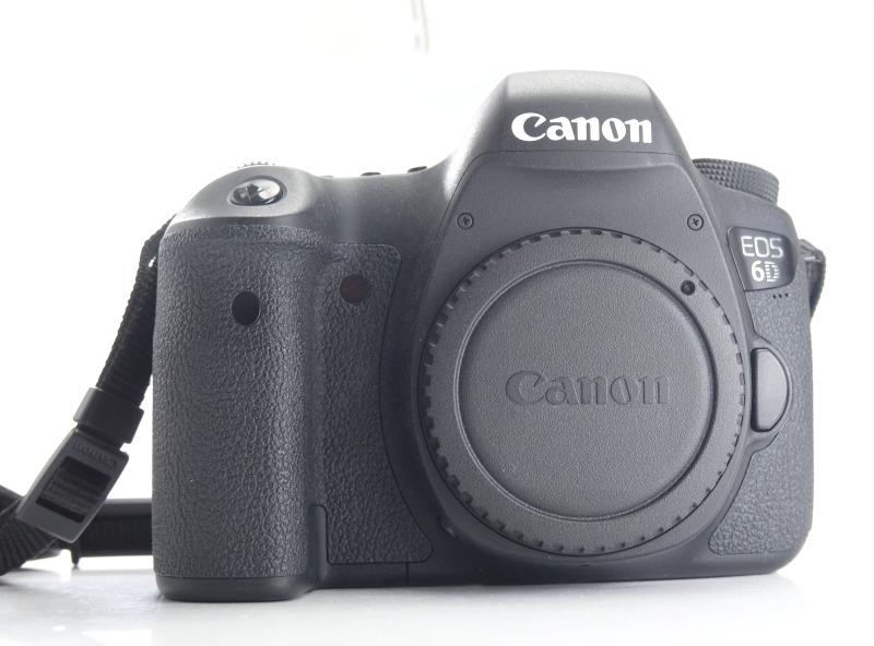 Canon 6D TOP