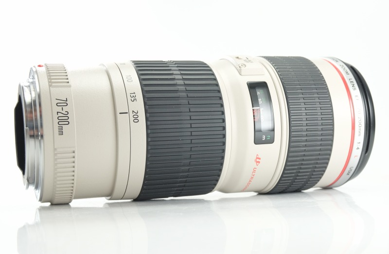 CANON EF 70-200 mm f/4 L USM  TOP