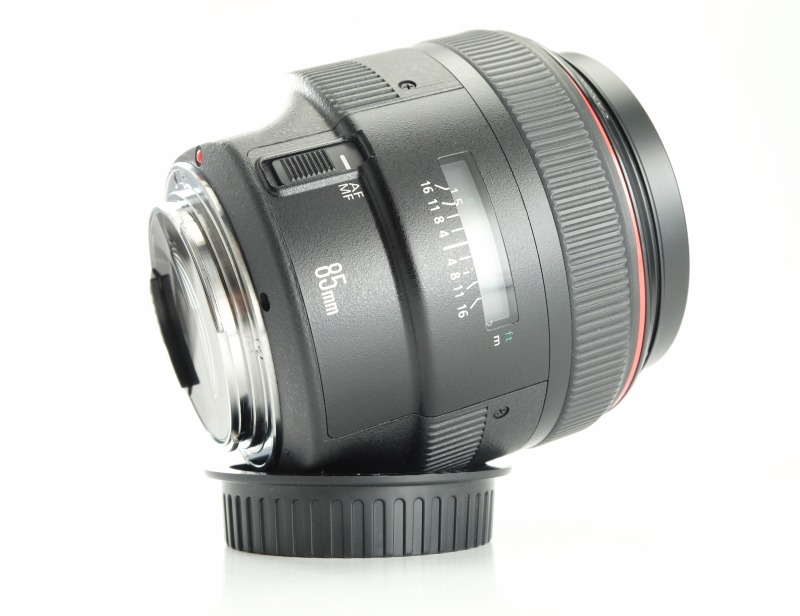 CANON EF 85 mm f/1,2 II L USM TOP