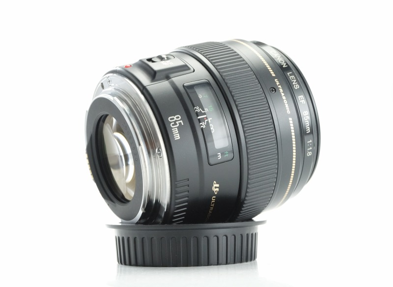 CANON EF 85 mm f/1,8 USM TOP