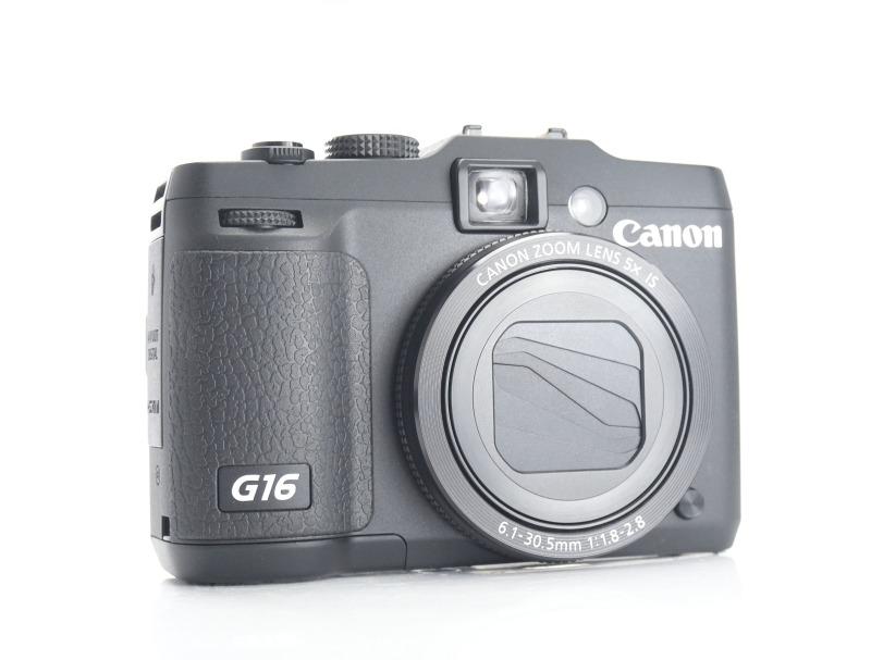 CANON PowerShot G16 TOP
