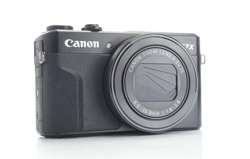 CANON PowerShot G7 X Mark II TOP