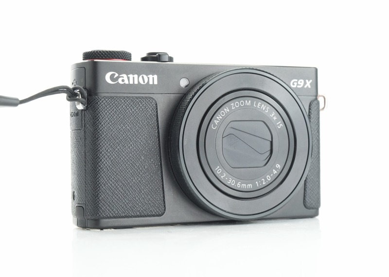 CANON PowerShot G9 X MARK II  TOP