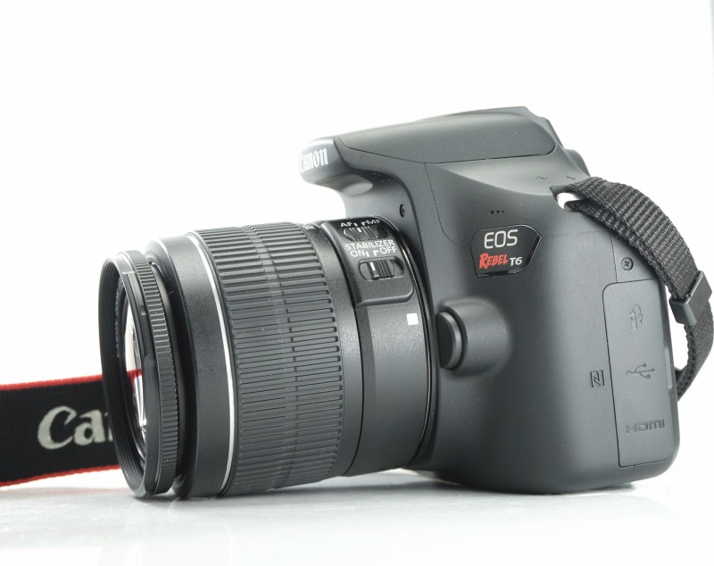 Canon EOS 1300D Rebel  + 18-55mm  IS II TOP STAV