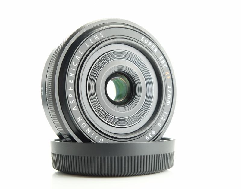 FUJIFILM XF 27 mm f/2,8