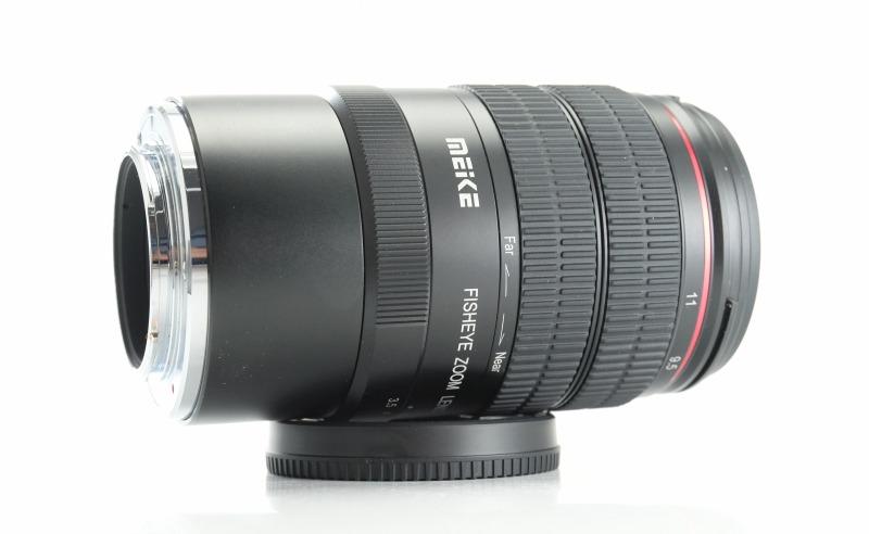 MEIKE 6-11 mm f/3,5 MC Fisheye pro Fujifilm X