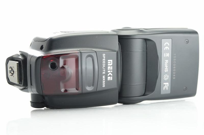 Meike Speedlite blesk MK-600 pro Canon