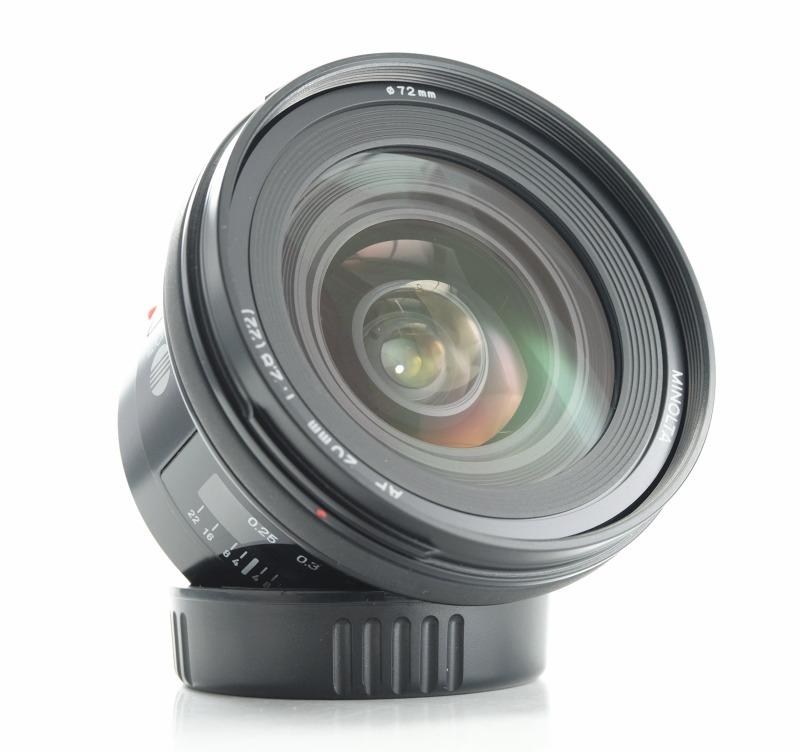 Minolta AF 20mm f/2,8