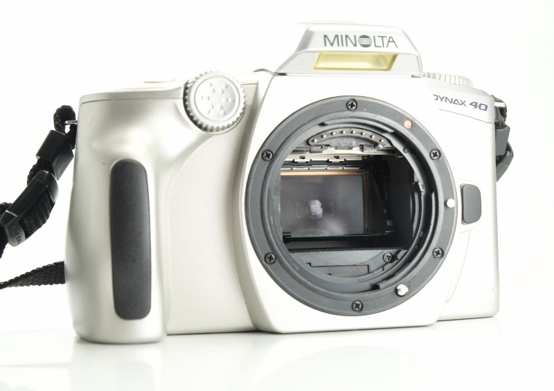 Zrcadlovka Minolta  Dynax 40
