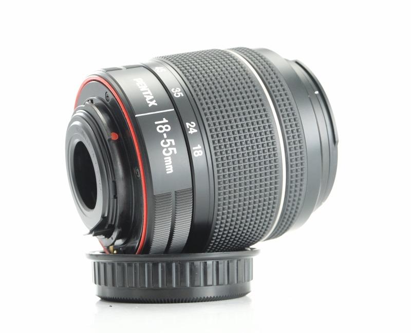 PENTAX 18-55 mm f/3,5-5,6 DA AL WR TOP