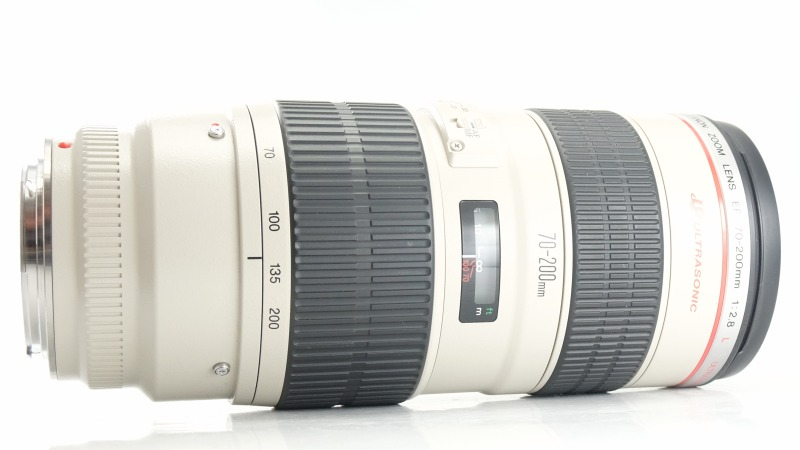 CANON EF 70-200 mm f/2,8 L USM  TOP