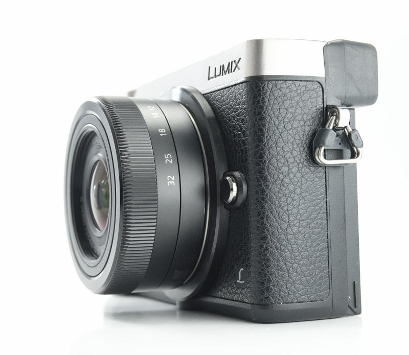 PANASONIC Lumix DMC-GX80 + 12-32 mm  TOP