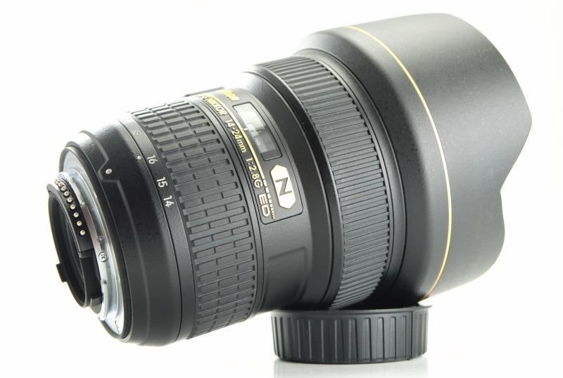 NIKON 14-24 mm f/2,8 G ED AF-S TOP