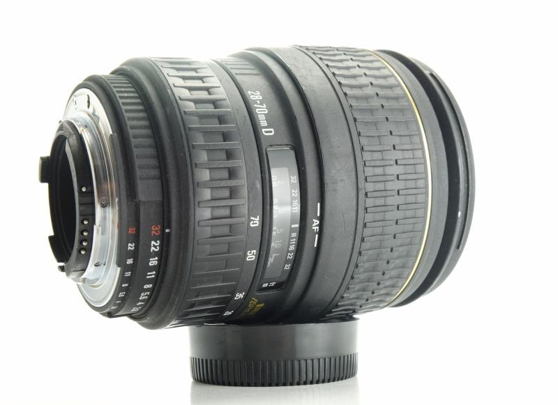 Sigma 28-70 mm F 2,8 EX D RF pro Nikon